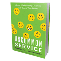 Customer Service - Uncommon Service